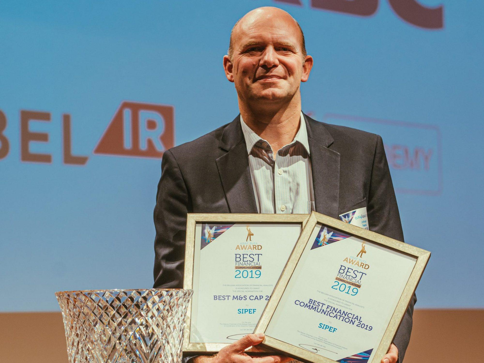 ABAF Awards Winner 2019 - Sipef
